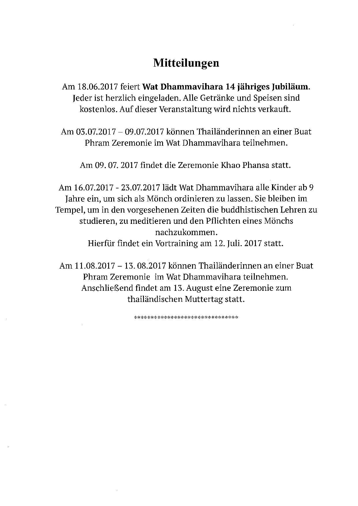 Brief 2017 05 Wat Dhammavihara